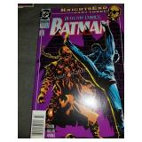 DC Comics Knightsend Batman #676