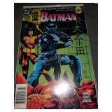 DC Comics Knightsend Batman #509