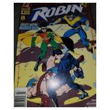 DC comics Robin #8