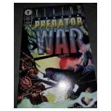 dark horse comics alien versus predator war 1/4