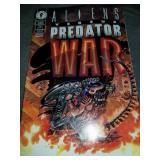 Dark Horse Comics Alien Versus Predator War 0/4