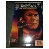 DC Comics Star Trek 1/4