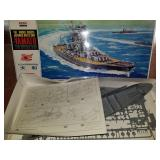Yamato Japanese Battle Ship Model 1/600 Scale -