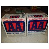 2 boxes of AA Winchester Double AA Trap Loads 2