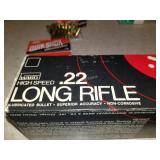 .22 High Speed Long Rifle Lubricated Bullet 1