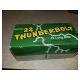 .22 Thunderbolt Long Rifle Block 350 total Rim