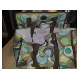 2 Thirtyone Bags - Large Circle Design - 1.