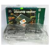 Stovetop Smoker by Camerons Professional