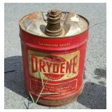 Drydene 5 gallon Hydraulic oil can
