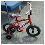 """Huffy Kids Rock It,  12.5"""" tires, with Training"""