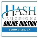 Auction Terms and Pickup Info is on each lot