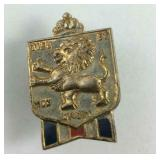 WWI British Collar pin