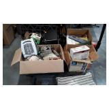 Skid lot, printer/copiers, expired food, other