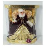 Barbie, Happy Holidays special edition in box,