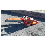 "Husqvarna 55 Rancher Chainsaw, 20"" bar with"
