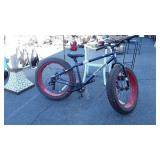 Mongoose Bike. Dolomite. Fat Tire Mountain Bike,
