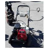Power Boss Pressure Washer, 190cc Honda Gas