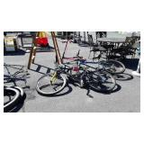 Big Group of Bike Parts, buy for parts or