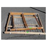 Two Child Stair type expandable Safety Gates,