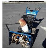 """Ford ST 286 Snow Blower, 26"""" cut, has tire"""