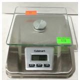 Cuisinart Kitchen scale works