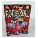 Music CDs, rock and roll oldies, 10 disc set