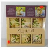 Pfaltzgraff coaster set, new in box