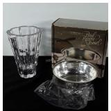 Gorham silverplated Paul Revere bowl with box and