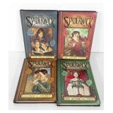 Young readers books, 1-4 Spiderwick Chronicles