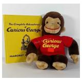 Book, The Complete Adventures of Curious George