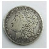 1899 O Morgan Dollar