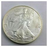 2013 One Ounce American Silver Eagle