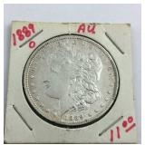 1889 O Morgan Dollar Nice from Estate