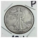 1942 Walking Half Dollar