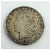 1921 S Morgan Dollar