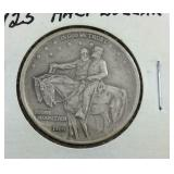 1925 Stone Mountain Commorative Half Dollar