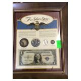 The Silver Story Contains,1921 M.D. Mercury Dime,