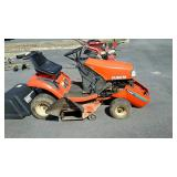 Kubota T1460 riding mower, with 12.5 horror power