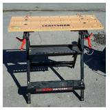 Craftsman workmate bench