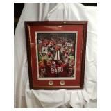 Daniel Moore Tradition Continues AP Framed
