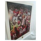 "Signed Daniel Moore ""The Tradition Continues"""