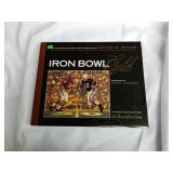 Daniel Moore Iron Bowl Gold Hard Back Book