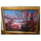 """Picture of #23 nascar driver """"Bud"""""""