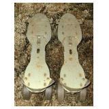 Vintage no. 5 Union roller skates