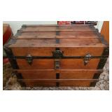 Gorgeous wooden chest