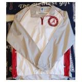 NCAA Alabama Crimson Tide Pullover Jacket