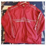 Red Oak Alabama Crimson Tide Pullover Jacket