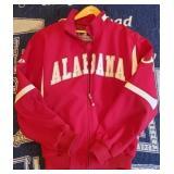 Majestic Alabama Crimson Tide Zip Up Jacket