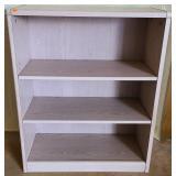 Heavy wood 3 tier shelf