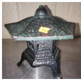 Metal style Asian Pagoda